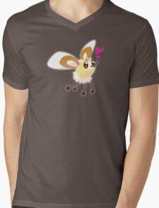 Cutiefly Mens V-Neck T-Shirt