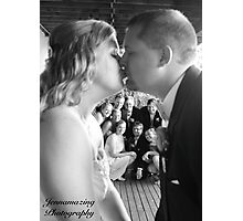 A special kiss Photographic Print