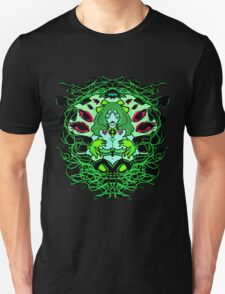 Into her web- Green Variant Unisex T-Shirt