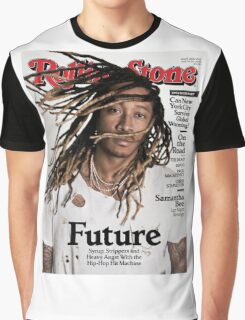 Future x Rolling Stone Graphic T-Shirt