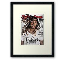 Future x Rolling Stone Framed Print