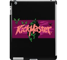 Kick Master iPad Case/Skin