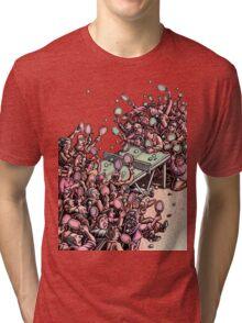 Ping Pong Tri-blend T-Shirt