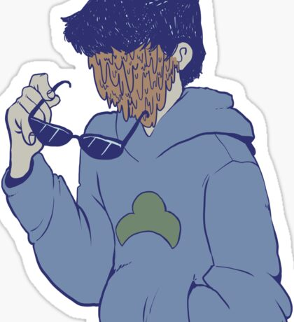 Melty Matsus: Karamatsu Sticker