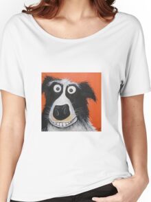 Mr Dog Women's Relaxed Fit T-Shirt