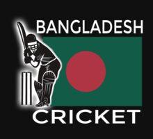 Bangladesh Cricket Kids Tee