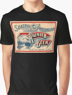 RAINER BEER Graphic T-Shirt