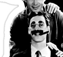The Marx Brothers Sticker