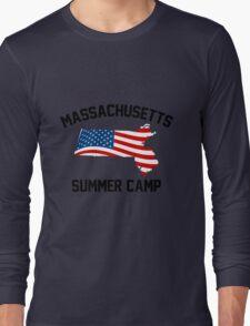 Summer Camp #8 Long Sleeve T-Shirt