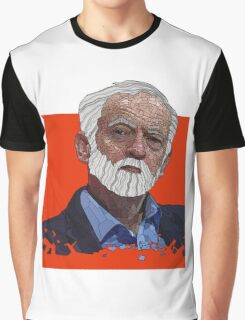 Jeremy Corbyn Graphic T-Shirt