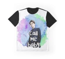 Call me Chen Graphic T-Shirt