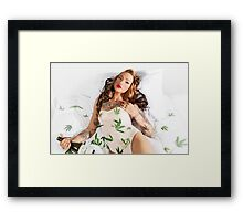 Mary Jane Wines Framed Print