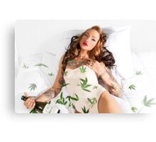 Mary Jane Wines Canvas Print