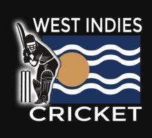 West Indies Cricket One Piece - Short Sleeve