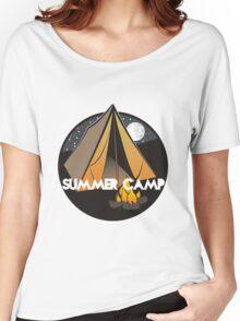 Summer Camp #9 Women's Relaxed Fit T-Shirt