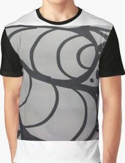 Ink Study Graphic T-Shirt