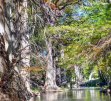 Guadalupe River Sticker