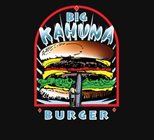 Big KAHUNA Burger - Reverse Dark Variant Womens Fitted T-Shirt