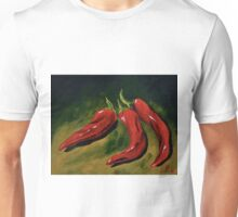 Sweet Chilli Peppers Unisex T-Shirt