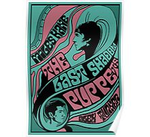 1960s inspired the Last Shadow Puppets poster Poster