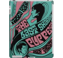 1960s inspired the Last Shadow Puppets poster iPad Case/Skin