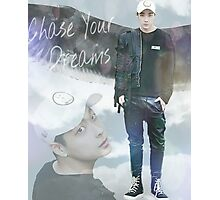 chase your dreams gunhee Photographic Print