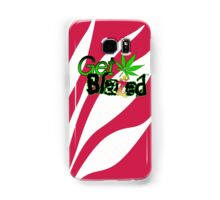 Get Blazed logo Samsung Galaxy Case/Skin