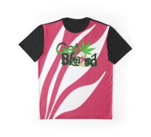 Get Blazed logo Graphic T-Shirt