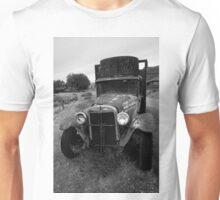 Old Chevrolet Truck I BW Unisex T-Shirt