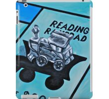 Take a ride on the reading  iPad Case/Skin