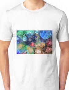 Underwater Blossoms Unisex T-Shirt