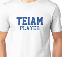 Teiam Player Unisex T-Shirt