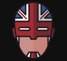Captain Britain Kids Tee