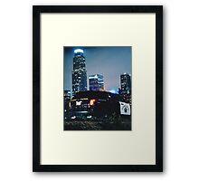 CA HWP Framed Print
