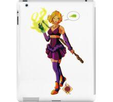 Elf Mage iPad Case/Skin