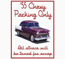 55 Chevy Parking Only Classic T-Shirt
