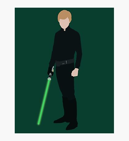 Luke Skywalker 1 Photographic Print