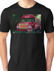 This Red Bus/ Office Unisex T-Shirt
