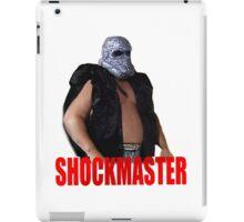 Shockmaster - Classic Wrestling iPad Case/Skin