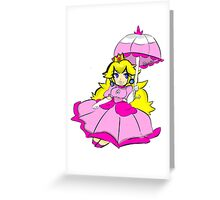 Peachy!! Greeting Card
