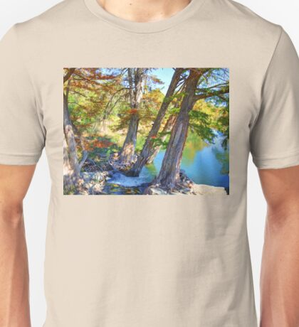 Guadalupe Cypress Unisex T-Shirt