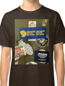 Leicester City on Tour Urban Graffiti Classic T-Shirt