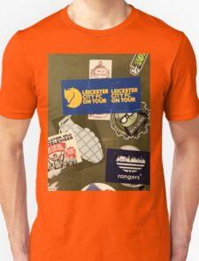 Leicester City on Tour Urban Graffiti Unisex T-Shirt