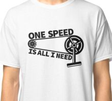 Single Speed Classic T-Shirt