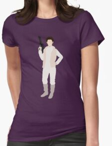 Leia 1 Womens Fitted T-Shirt