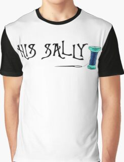 His Sally Graphic T-Shirt