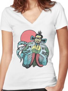 Jack Burton's Tank Top Women's Fitted V-Neck T-Shirt