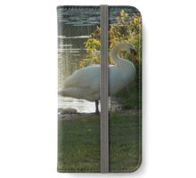 Swan Family iPhone Wallet/Case/Skin