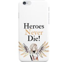 Helden sterben nicht iPhone Case/Skin