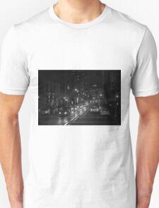 San Francisco Night I BW  Unisex T-Shirt